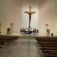 Photo taken at Santuario de San Vicente de Paul by Villegas L. on 2/12/2016