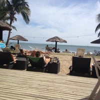 Photo taken at Smugglers Cove Beach Resort & Hotel by Aville H. on 7/16/2013