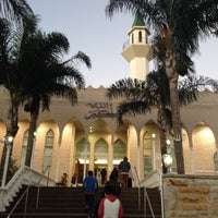 Photo taken at Lakemba Mosque by Amaluddin M. on 7/21/2013