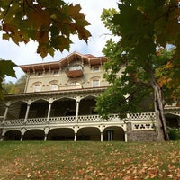 Photo taken at Asa Packer Mansion Museum by Scott N. on 10/9/2015