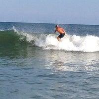 Photo taken at Wrightsville Beach by Stephen C. on 9/21/2014