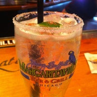 Photo taken at Margaritaville Bar & Grill by Katie T. on 9/15/2012
