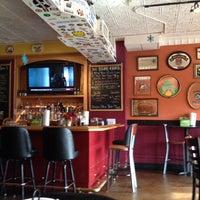Photo taken at Blind Onion Pizza & Pub by W. Alan W. on 12/27/2013