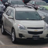 Photo taken at Priority Chevrolet by 😻Deniz H. on 9/22/2015