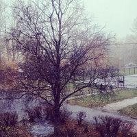 Photo taken at Школа №254 by Ruslan B. on 10/19/2013