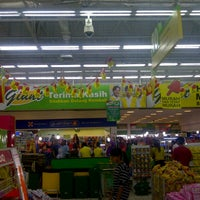 Photo taken at Giant Hypermarket by akhmad i. on 11/2/2013
