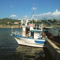 Photo taken at Porto di San Marco di Castellabate by Carlotta A. on 8/25/2015