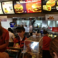 Photo taken at McDonald's by Артем К. on 7/2/2013