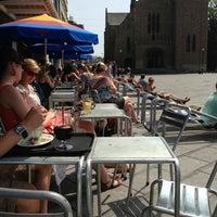 Photo taken at Café Belga by Jean claude S. on 7/14/2013