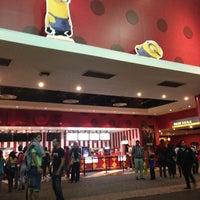 Photo taken at Cines Unidos by Alejandra G. on 7/17/2013