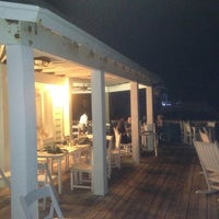 Photo taken at Daddy Mac's Beach Grille by Oleg Y. on 9/18/2013