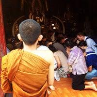 Photo taken at Wat Phrathat Doi Suthep by Pongnathi N. on 7/18/2013