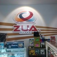 Photo taken at Zua records by AMOK I. on 12/29/2014
