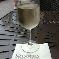 Photo taken at Catamaran Resort Hotel and Spa by Deborah D. on 7/26/2013