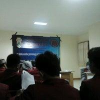 Photo taken at Universitas Muhammadiyah Prof. Dr. Hamka by Syamsul F. on 7/14/2013