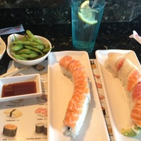 Photo taken at Hara Sushi by Melly R. on 11/19/2012