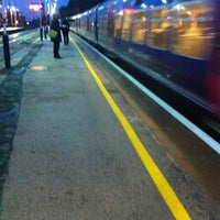 Photo taken at St Neots Railway Station (SNO) by Chris S. on 10/27/2011
