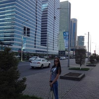 Photo taken at Diplomat Hotel by Ксения on 4/25/2012