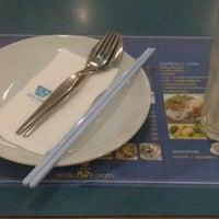 Photo taken at ร้านอาหารสีฟ้า ฟิวเจอร์ปาร์ครังสิต by Thaweeporn K. on 10/3/2011