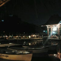 Photo taken at Saung Talaga by Vitri D. on 7/1/2012