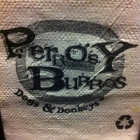 Photo taken at Perros & Burros by Roger B. on 8/28/2011