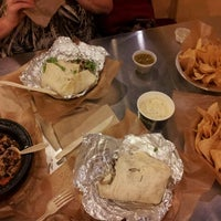Photo taken at Qdoba Mexican Grill by Daryl J. on 11/4/2011