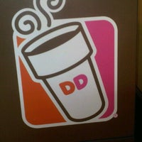 Photo taken at Dunkin Donuts by Joshua R. on 10/21/2011