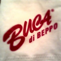 Photo taken at Buca di Beppo Italian Restaurant by Tela O. on 9/18/2011