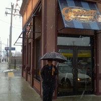 Photo taken at Garrett Popcorn Shops by Regina M. on 1/12/2012
