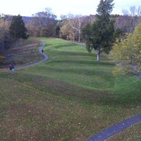 Photo taken at Serpent Mound by Kim L. on 10/14/2011