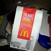 Photo taken at McDonald's by Nelen G. on 8/30/2011
