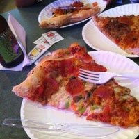 Photo taken at Frank's Pizza by Lovesbest D. on 6/24/2012