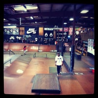 Photo taken at Skatepark Of Tampa by World Industries on 12/4/2011
