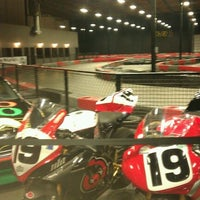 Photo taken at MB2 Raceway by Mark D. on 8/7/2011
