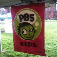 Photo taken at PBS KIDS Pavilion by Kevin D. on 9/24/2011