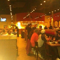 Photo taken at Genghis Grill by Rowan M. on 11/27/2011