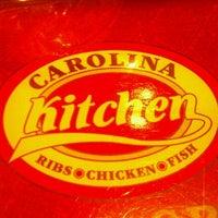 Photo taken at Carolina Kitchen by D J. on 10/3/2011