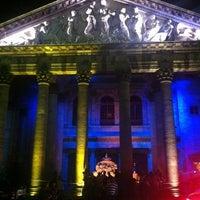 Photo taken at Teatro Degollado by Oasisantonio on 12/22/2011