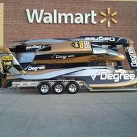 Photo taken at Walmart Supercenter by AngelDawn on 11/12/2011