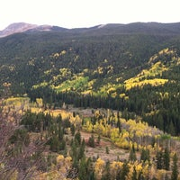 Photo taken at Independence Pass by Connie B. on 10/3/2011