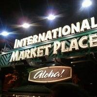 Photo taken at International Market Place by H Teresa K. on 10/17/2011