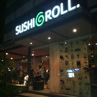Photo taken at Sushi Roll by dann h. on 9/14/2011