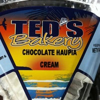Photo taken at Ted's Bakery by Teresa P. on 4/18/2011