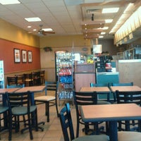 Photo taken at SUBWAY by Phillip L. on 4/11/2012