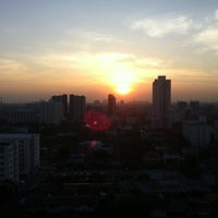 Photo taken at Bangkok Cha-da Hotel by Kukky 💖 C. on 11/15/2011