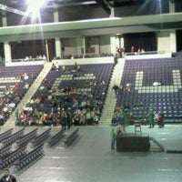 Photo taken at Grand Canyon University Arena by Kaitlyn C. on 12/16/2011