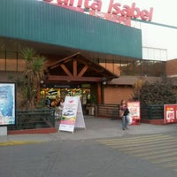 Photo taken at Santa Isabel by Alexandra F. on 3/7/2012