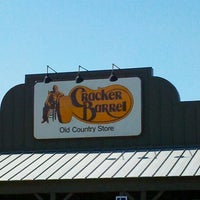 Photo taken at Cracker Barrel Old Country Store by Patrick C. on 2/24/2012