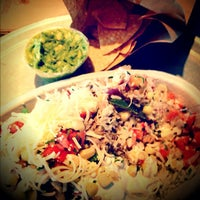 Photo taken at Chipotle Mexican Grill by Kevin N. on 10/24/2011