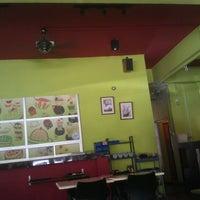Photo taken at Pan Cafe by Cel.B.P on 11/10/2011